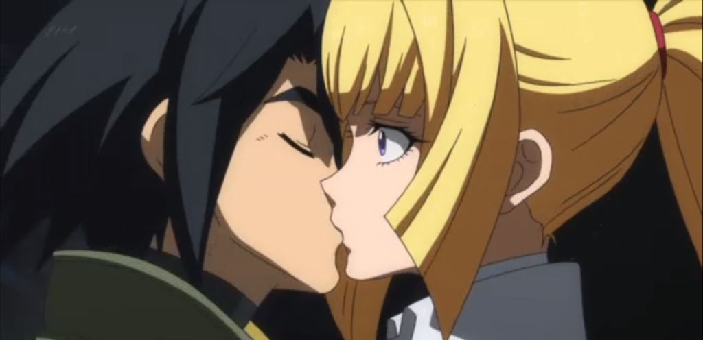 mika_and_kud_kiss